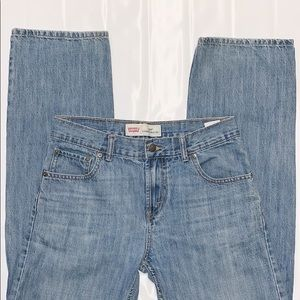 Levi's | Loose Straight Jeans 18 Reg 29x29